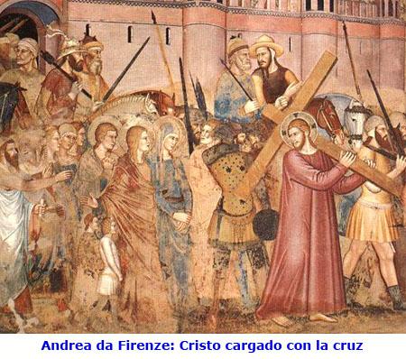 Octava Estacion Jesus consuela a las hijas de Jerusalen