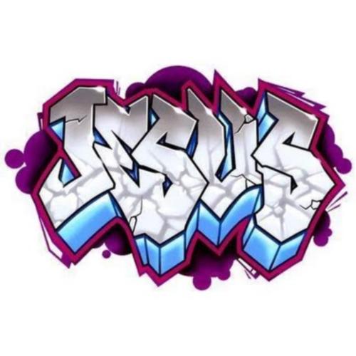 Imágenes Graffitis de Jesús