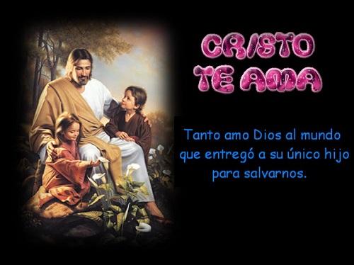 Cristo Te Ama