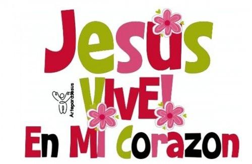 Jesús vive en mí
